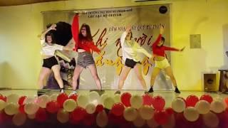 Nhảy hiện đại - CLB VHVN Luật [Khi người lắng nghe]