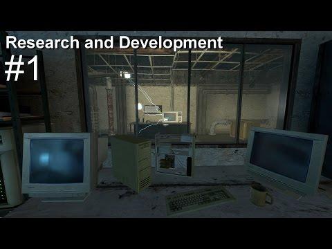 Взрывы и нулевая энергия [Half-Life 2: Research and Development #1]