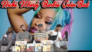 Nicki Minaj Barbie-Goin Bad Reaction/Review