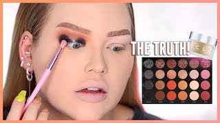 THE TRUTH.. Testing TATI BEAUTY & JACLYN COSMETICS! | NikkieTutorials