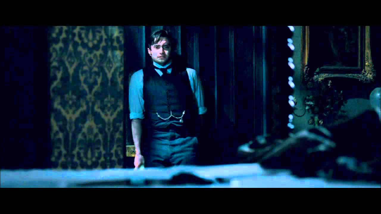 "the woman in black movie clip ""the bedroom"" official 2012 [hd"