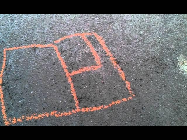 Keep Ants Away With Chalk