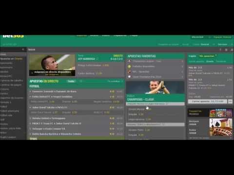 Apuestas deportivos con Zcode (Vídeo5)