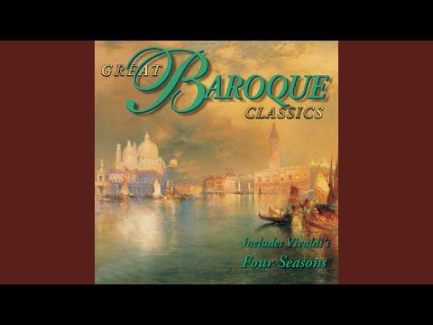 The Four Seasons Concerto No. 2 'Summer' - Adagio E Piano, Presto E Forte