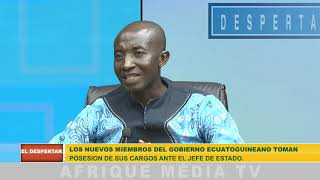 EL DESPERTAR AFRICANO  DU 13 07   2019