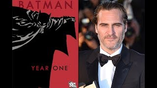 Joaquin Phoenix Was Nearly Batman?