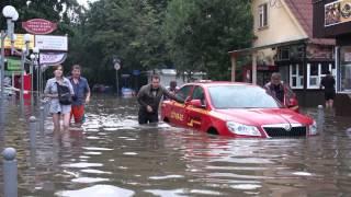 Потоп в Одинцово или Как охладить девушку за одну секунду