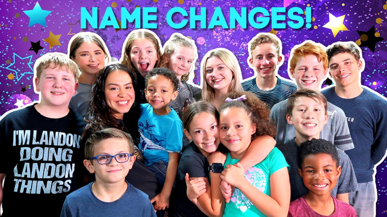 Name Change? | Adoption! | Foster Care! | Do They Remember Their Old Names?