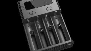 Обзор Зарядки Nitecore new i4