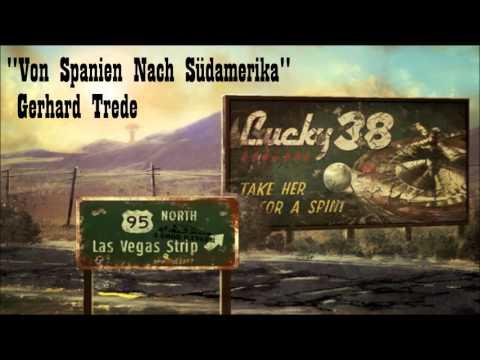 Fallout: New Vegas - Von Spanien Nach Südamerika - Gerhard Trede