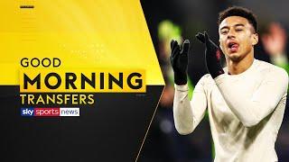 What impact will Mino Raiola have on Jesse Lingard's Man United future? | Good Morning Transfers