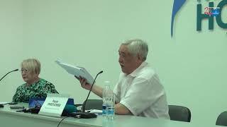 Пресс-конференция: Коррупционеры в СИЗО, а выпестованные ими коррупционные схемы продолжают работать