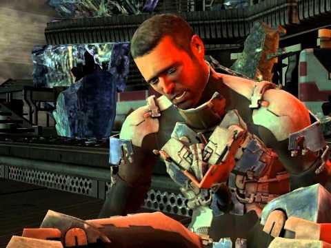 Dead Space 2 Final Boss(On Intel Hd 4000)