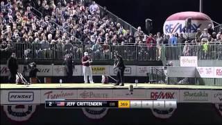 2014 World Long Drive Championship - Hangman vs Critter - Quarterfinals