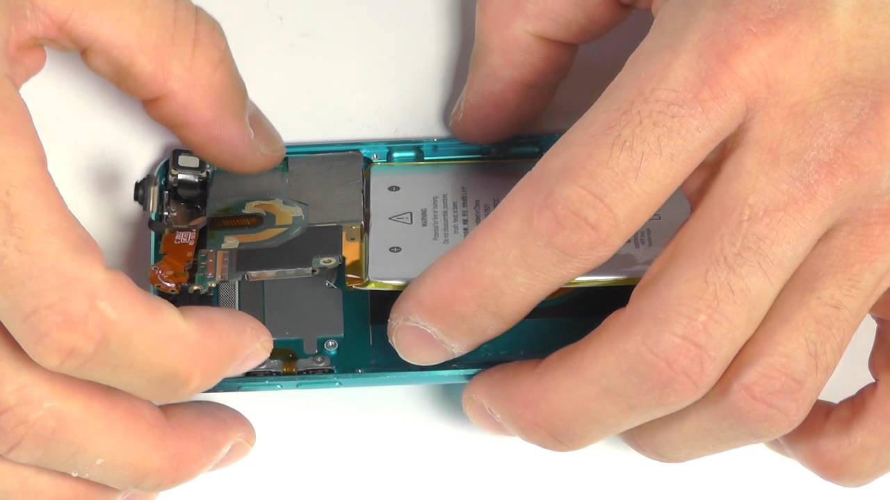 ipod touch 5th gen screen repair disassemble fixez com youtube rh youtube com iPod Touch 7 iPod Touch 1st Generation