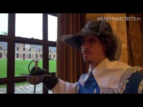 What Were Musketeers Like? Behind the scenes on Museum Secrets