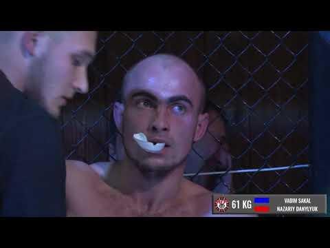 61 kg, Vadim Sakal vs Nazariy Danylyuk   RFP68