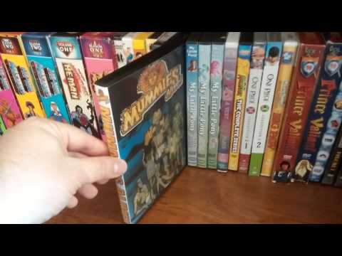 Complete Animated DVD Collection (cartoons) HD
