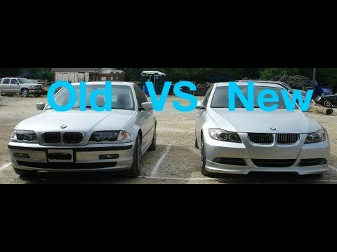 BMW n52 vs m54 Engine Common Issues Comparison Side By Side