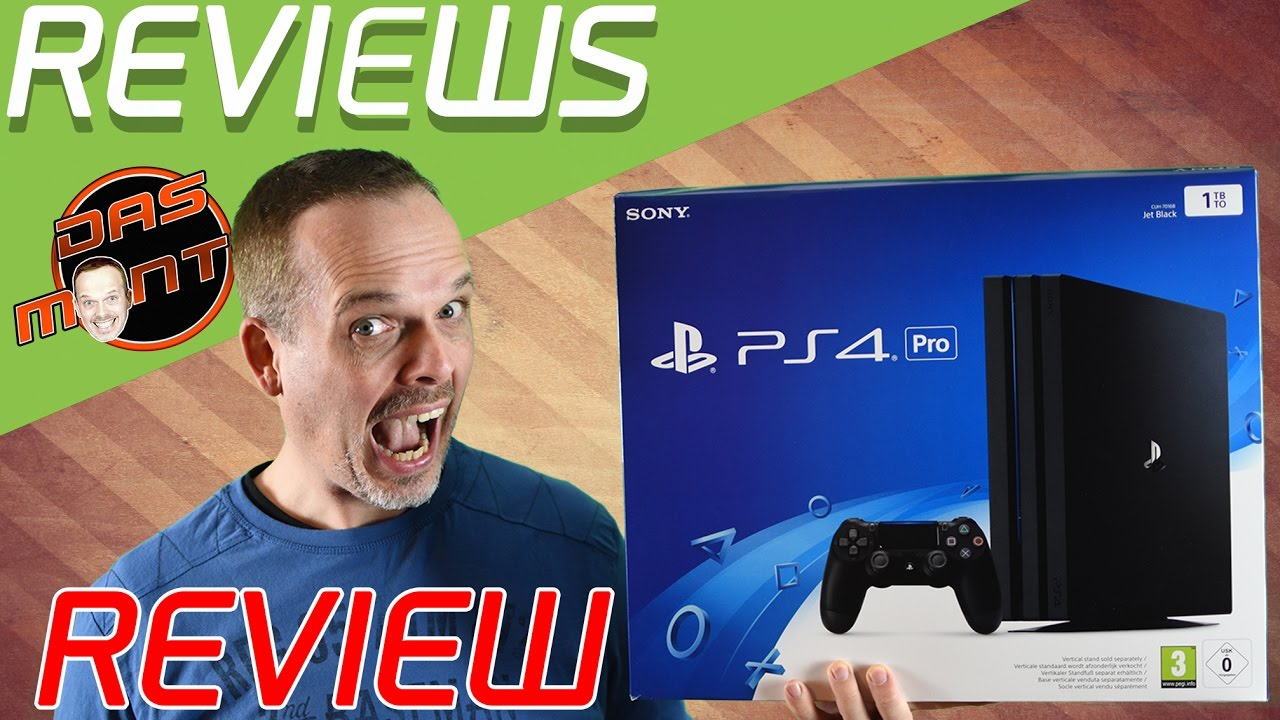 Playstation 4 Pro Unterschied