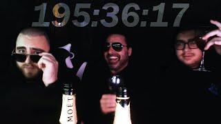 Funniest Moments From LosPollosTV's World Record Breaking Stream!