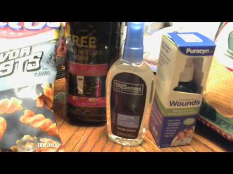 Rite Aid Haul 6/1/14 My Drugstore Coupon...