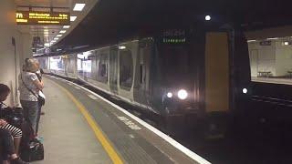 A Train at Birmingham New Street STN (04/07/19)