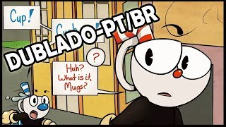 CUPHEAD COMIC DUB MIX 2 - Dublado PT/BR (BranimeStudios)