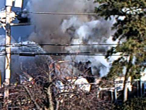 Freeport Boat Fire