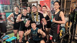 七仙女挑戰大力士部落!健力選手培訓地|屏東比悠瑪部落 Powerlifting