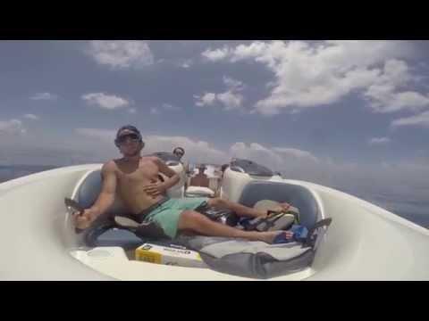 Bimini 2014 - Part 1: The Crossing (Miami to Bimini)