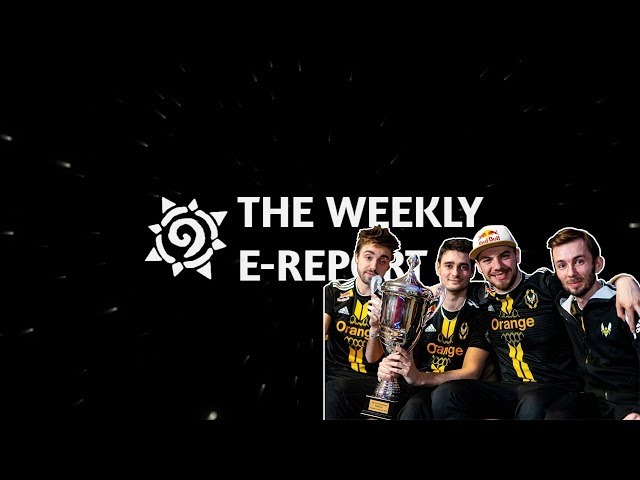 Des boosters pour l'Esport! - Hearthstone Weekly E-Report#57