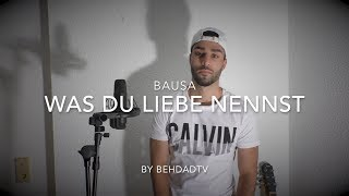 Bausa - Was du Liebe nennst (Cover) reprod. by Tuby Beats