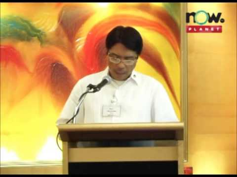 Philippine Mining Luncheon June 15 2012 - Mr. Leo J. Jasareno