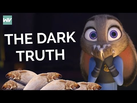 Fish in Zootopia Explained | Zootopia Theory: Discovering Disney