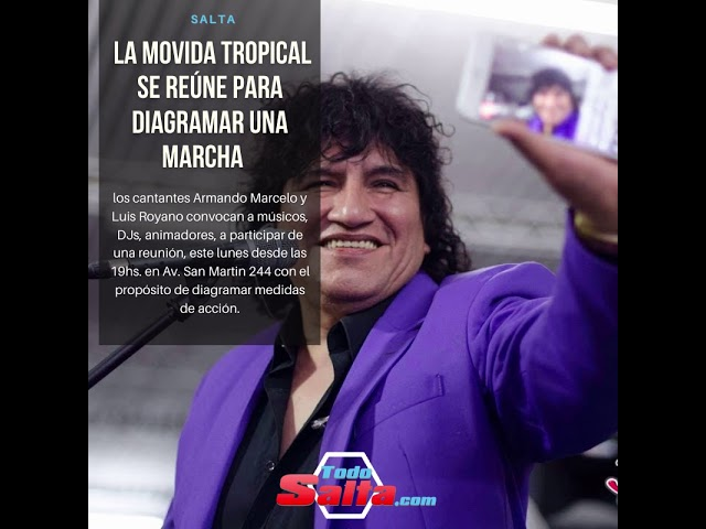 marcha de la movida tropical
