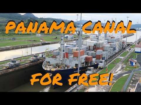 HOW TO SEE THE PANAMA CANAL FOR FREE | PANAMA TRAVEL VLOG