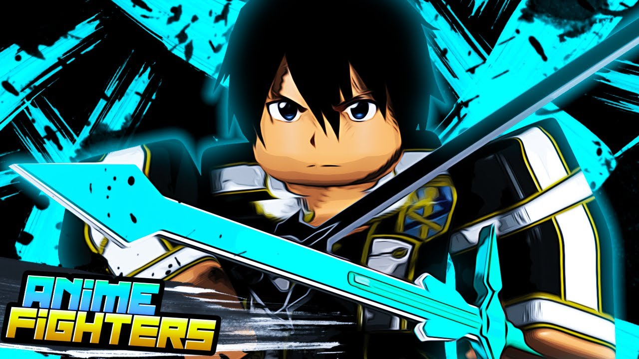 Getting *NEW* OP units from SAO UPDATE on Anime Fighters | Roblox