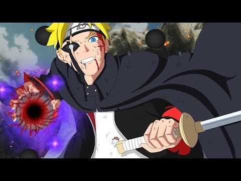 Boruto Unleashes Jougan Rasengan vs Kawaki - Naruto Shippuden Ultimate Ninja Storm 4 Road to Boruto