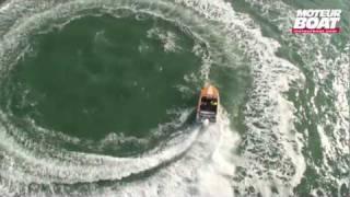 GLASTRON GT 160 - Essai moteurboat.com
