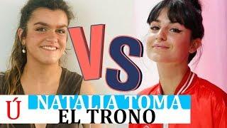 Natalia muy por encima de Amaia Romero, una es disco de oro la otra no es ni top 200
