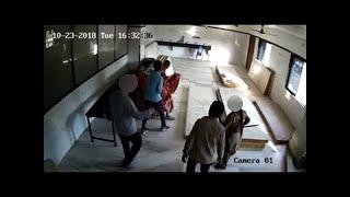Surat : Girls Family Beats Swaminarayan Sadhu, Temple Declare Video