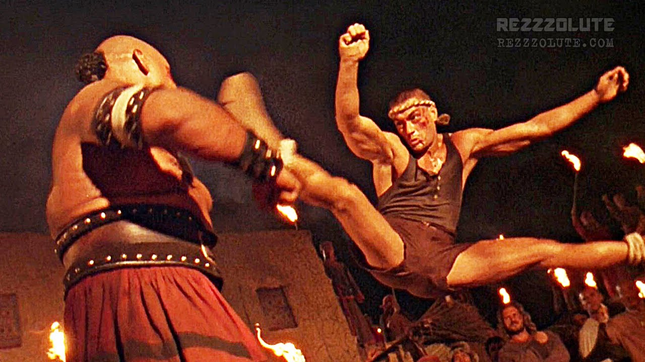 Download Dubois (Van Damme) vs Mongol - Part 2