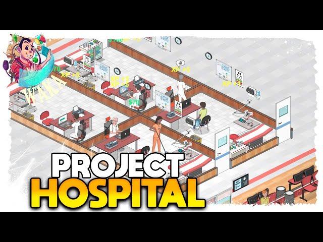 ATENDEMOS O @MetalBear ! | Project Hospital #06 - Gameplay PT BR