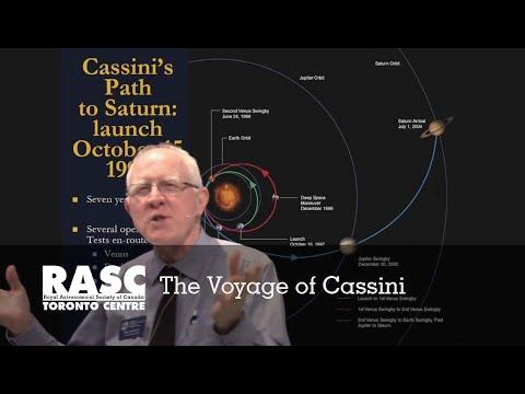 RASC-TC The Voyage of Cassini