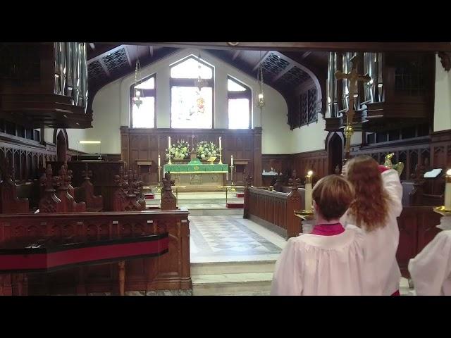 The Ninth Sunday after Pentecost July 25, 2021