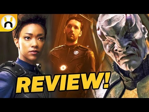 "Star Trek: Discovery Episode 9 Review & Recap ""Into the Forest I Go"""