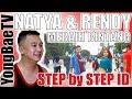 VIA VALLEN 'MERAIH BINTANG' DANCE IN PUBLIC | Choreo by Natya Shina | REACTION | YongBaeTV