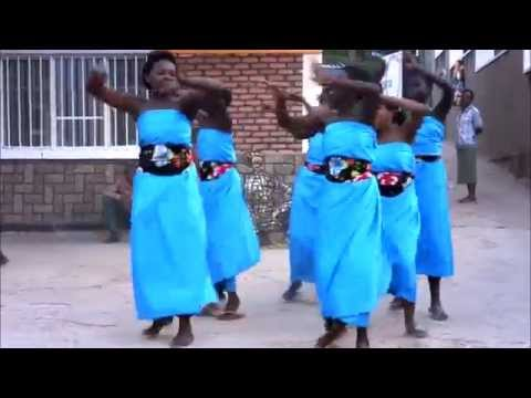 The official KIGALI, Rwanda version of the HAPPY video
