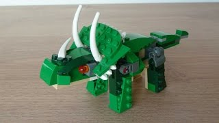 LEGO 31058 LEGO CREATOR 3 in 1 2017 Mighty Dinosaurs Triceratops (2...